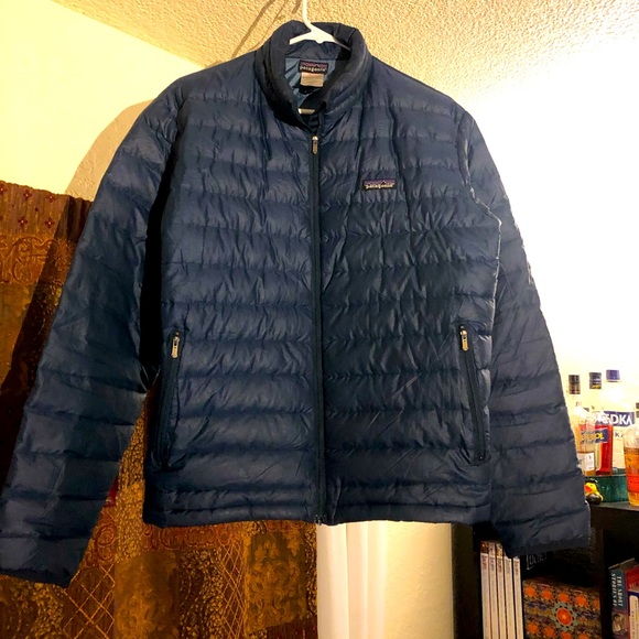 Men's Patagonia down sweater size small